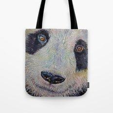 Panda Portrait Tote Bag