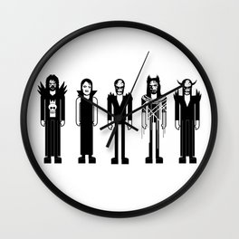 Lordi Wall Clock