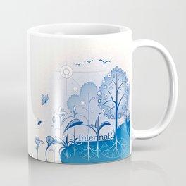 Internat(ure) Coffee Mug