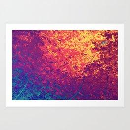 Arboreal Vessels - Aorta Art Print
