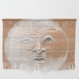 Mister Moon Wall Hanging