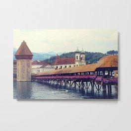 Luzern II Metal Print