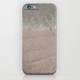 Clear Water. Tropical Caribbean Ocean iPhone Case