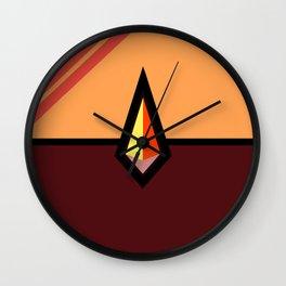 Jasper Pokeball Wall Clock
