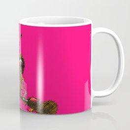 Rob Says He's a Bookworm Coffee Mug