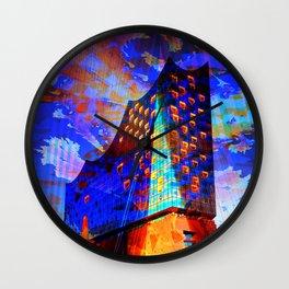 Elbphilharmonie Hamburg IV Wall Clock