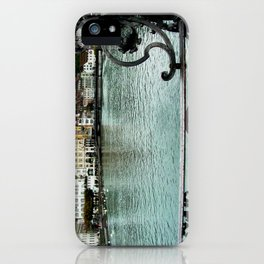 Reuss, Luzern iPhone Case