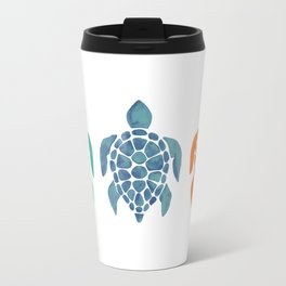 Three Honu Travel Mug