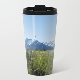Along the Seward Highway, No. 1 Travel Mug