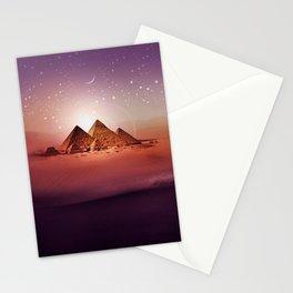 Station Pyramid Stationery Cards