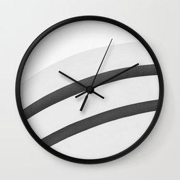 New York Guggenheim Wall Clock