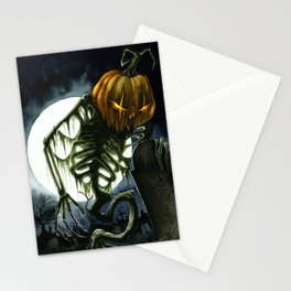 Jack the Reaper Stationery Cards