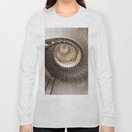 Lighthouse Spiral staircase Long Sleeve T-shirt