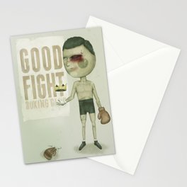 GO THE DISTANCE Stationery Cards