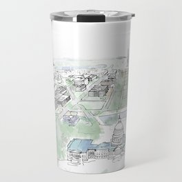 Washington Capitol Travel Mug