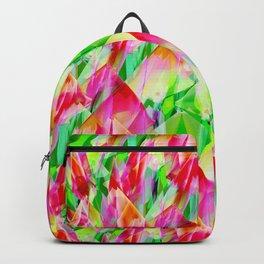 Tulip Fields #119 Backpack