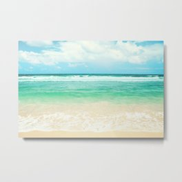 endless sea Metal Print