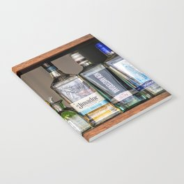 Last Call For Alcohol Notebook