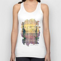 martell Tank Tops featuring Highly Acidic by G Martell