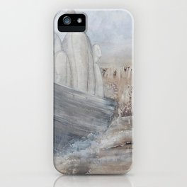 What we see is no surprise. iPhone Case