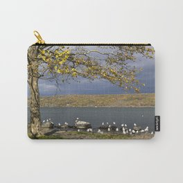 Autumn Day in the Finger Lakes II Carry-All Pouch