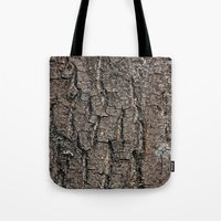 wooden Tote Bags featuring wooden by ensemble creative