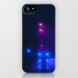 Synthwave Streets (2) iPhone Case