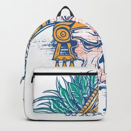The old warrior Backpack