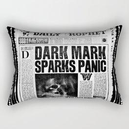 Daily Prophet newspaper Rectangular Pillow