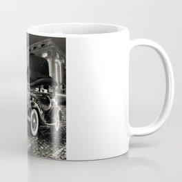 Don Cadillacchio Black and White Coffee Mug