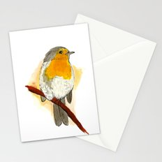 Yellow Bird Stationery Cards