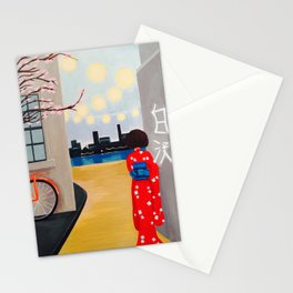 Heiwa - Japanese for Peace Stationery Cards
