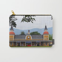 Conway Scenic Railroad Station Carry-All Pouch