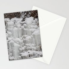Ice Falls Stationery Cards