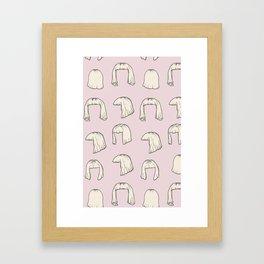 Sia Later Framed Art Print