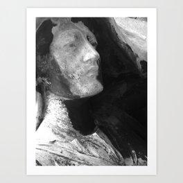 Fantasma Art Print