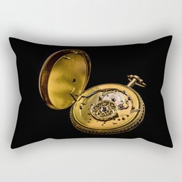 Antique Pocket Dial Rectangular Pillow