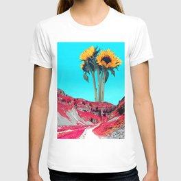 Giant Helianthus T-shirt