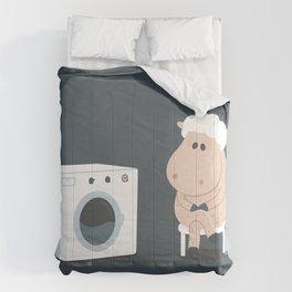 Wool wash Comforters