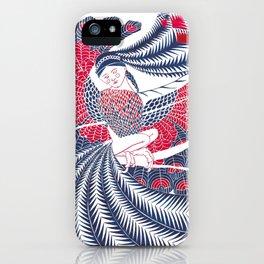 Deva (Maiden) iPhone Case