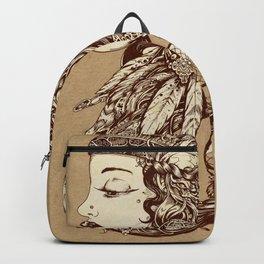 Gypsy Girl Backpack