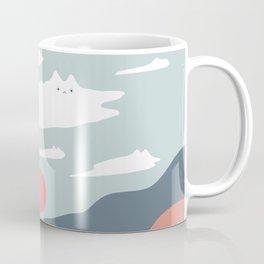 Cat Landscape 23 Coffee Mug