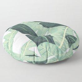 BANANA LEAVES 2 Floor Pillow