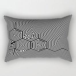 Trippy TTHHCC Rectangular Pillow