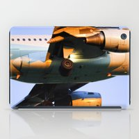 plane iPad Cases featuring Plane by Luc Girouard