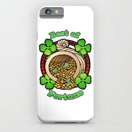 Best of Fortune iPhone Case