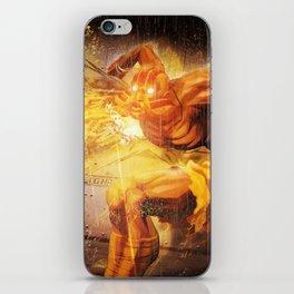 Dhalsim iPhone Skin