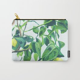 Foliage I / Lemon Tree Carry-All Pouch