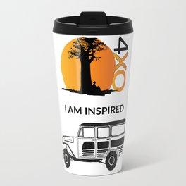 I AM INSPIRED LAND CRUISER 55 Travel Mug