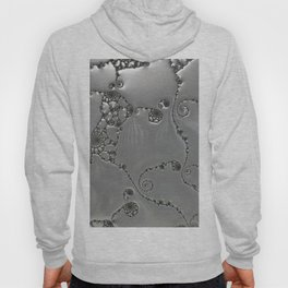 Stainless Steel Pattern Hoody